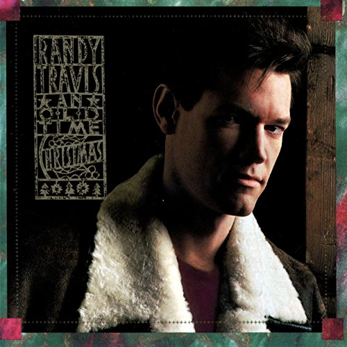 Randy Travis - An Old Time Christmas Album Art