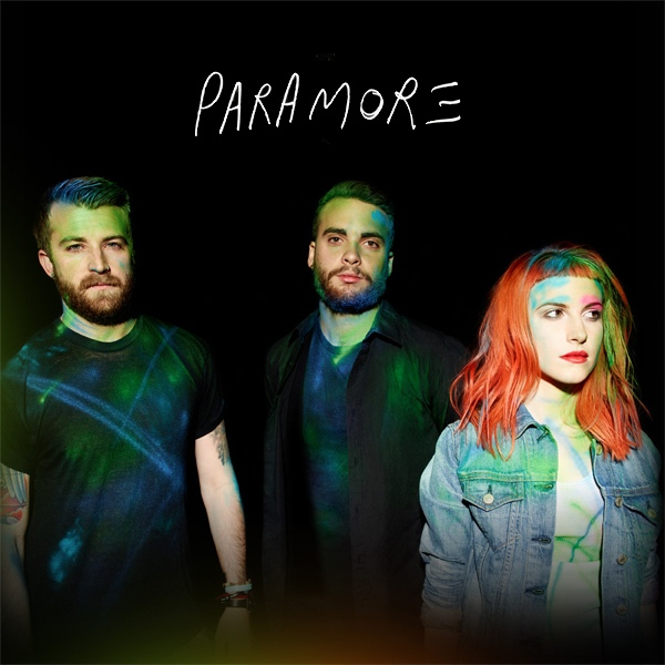 Album Art for Paramore by Paramore