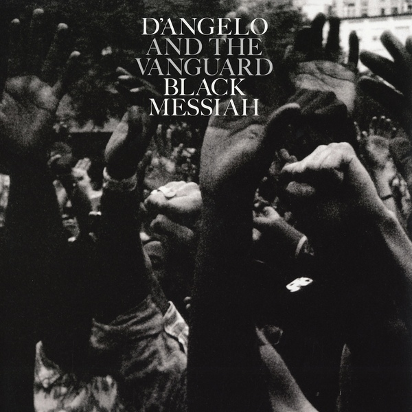 D'Angelo & The Vanguard - Black Messiah Vinyl Album Art