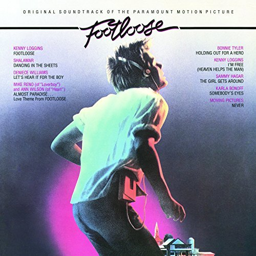 Footloose OST Album Art