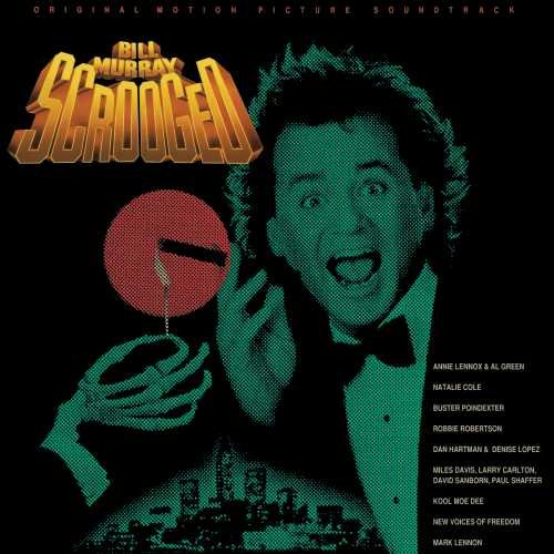 Scrooged OST Album Art