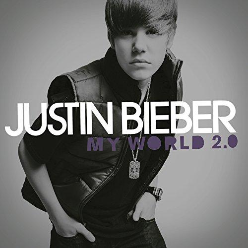 Justin Bieber: My World 2.0 Vinyl Album Art