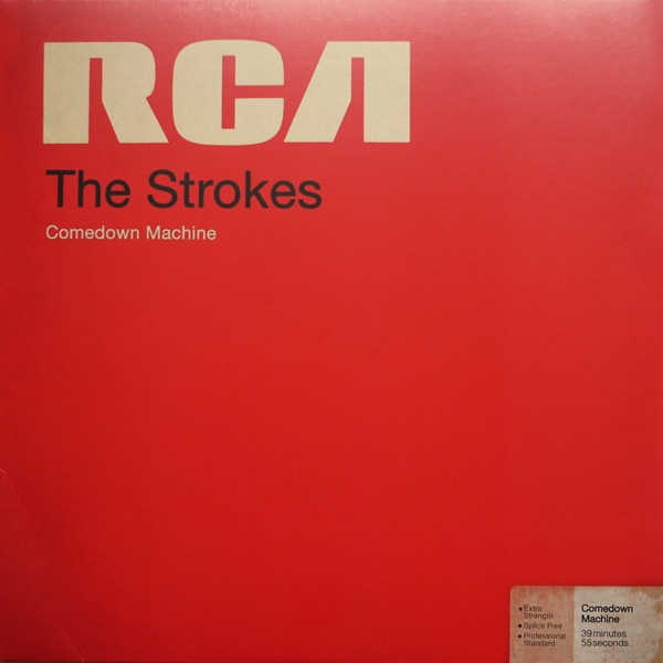 Album Art for Comedown Machine by The Strokes