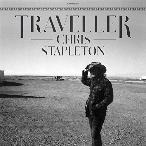 Chris Stapleton - Traveller Vinyl Album Art