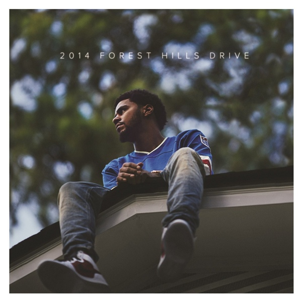 Album Art for 2014 Forest Hills Drive by J. Cole