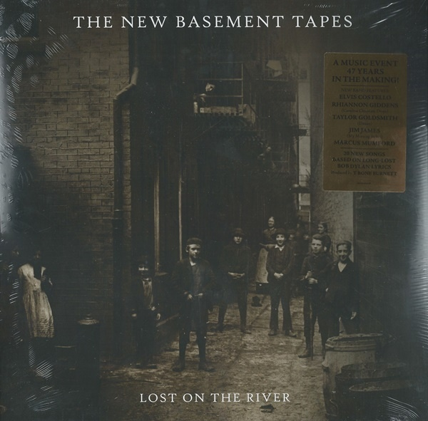 Album Art for Lost On The River by The New Basement Tapes