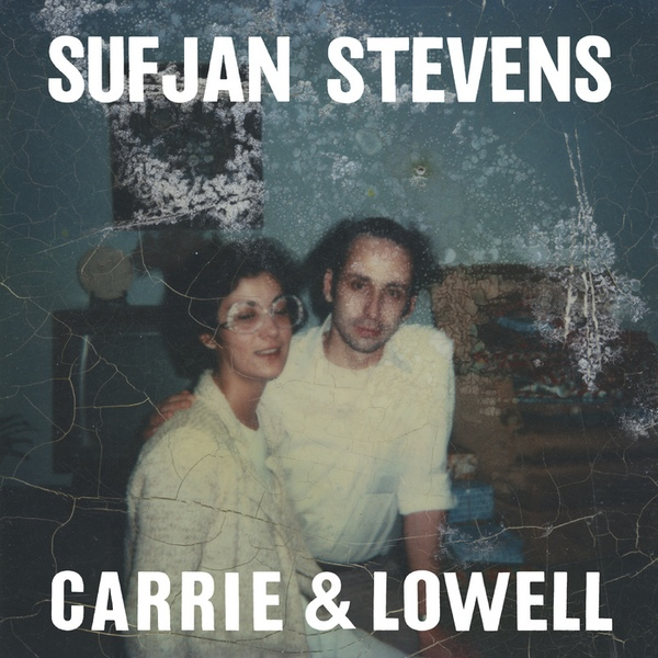 Sufjan Stevens: Carrie & Lowell Vinyl Album Art