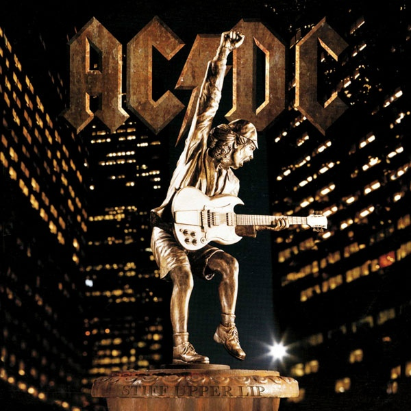 Album Art for Stiff Upper Lip by AC/DC