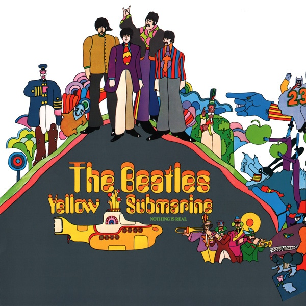 Album Art for Yellow Submarine by The Beatles