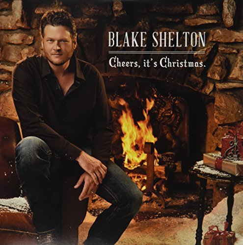 Blake Shelton - Cheer's It's Christmas Album Art