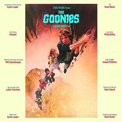 Goonies OST Album Art