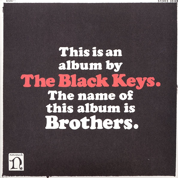 Album Art for Brothers by The Black Keys