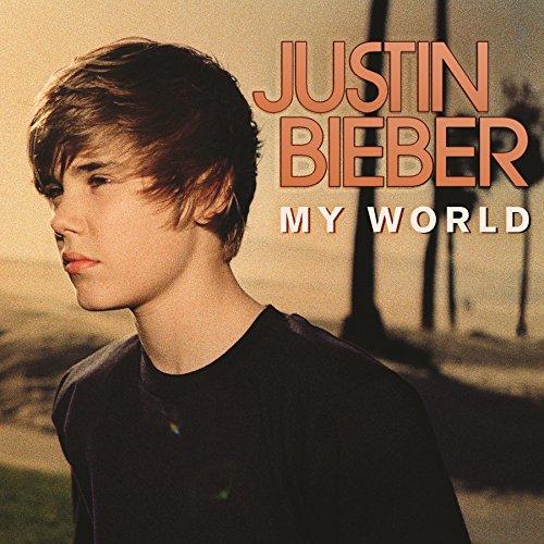 Justin Bieber My World Album Art