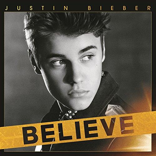 Justin Bieber: Believe Vinyl Album Art