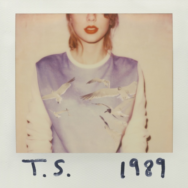 Taylor Swift - 1989 Vinyl Album Art