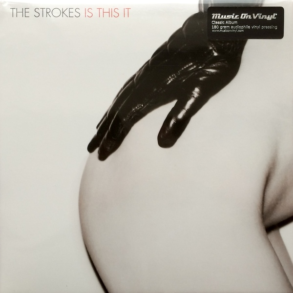 Album Art for Is This It by STROKES