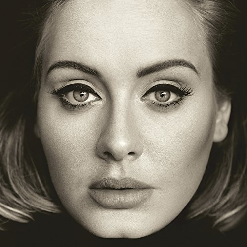 Adele - 25 Vinyl Album Art