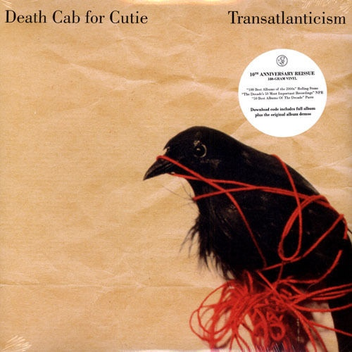 Album Art for Transatlanticism by Death Cab For Cutie