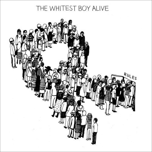 Album Art for Rules by Whitest Boy Alive
