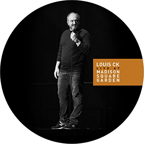 Louis CK - Live At Madison Square Garden Vinyl Album Art