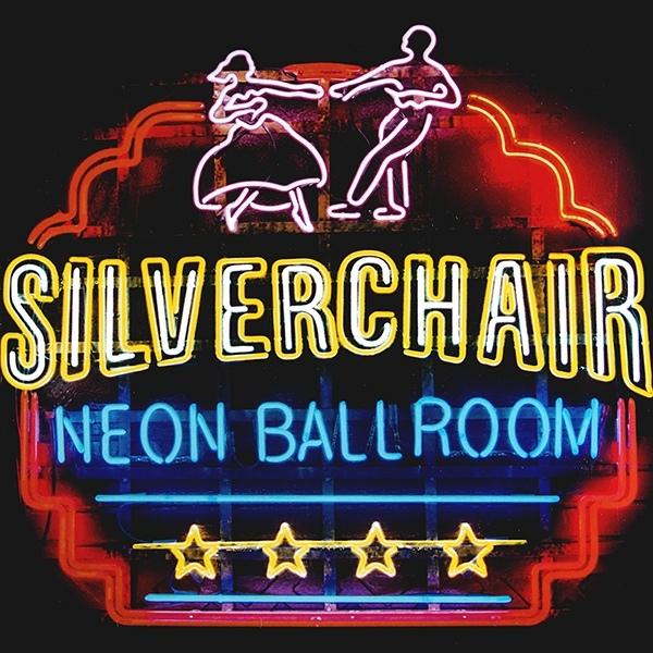 Album Art for Neon Ballroom by Silverchair