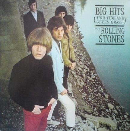 Album Art for Big Hits: High Tide And Green Grass by The Rolling Stones