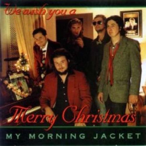 My Morning Jacket Does Xmas Fiasco Style Album Art