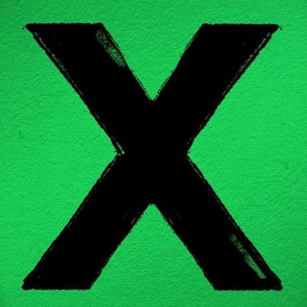 Ed Sheeran - X Vinyl Album Art