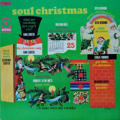 Soul Christmas Album Art