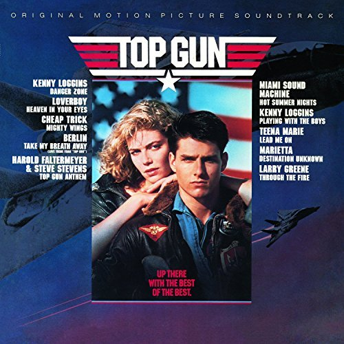 Top Gun Album Art