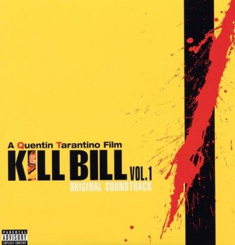 Kill Bill OST Volume 1 Album Art