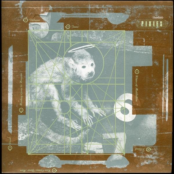 Album Art for DOOLITTLE by THE PIXIES