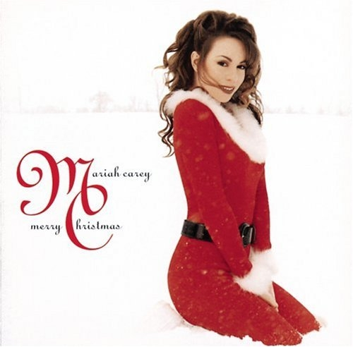 Mariah Carey - Merry Christmas Album Art