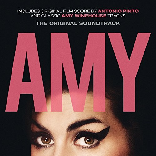 Amy Soundtrack Vinyl Album Art