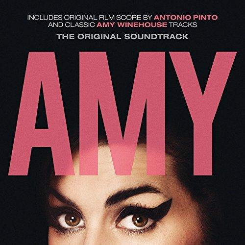 Amy Soundtrack Vinyl Album Art