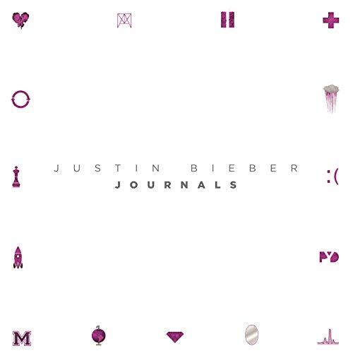 Justin Bieber: Journals Vinyl Album Art