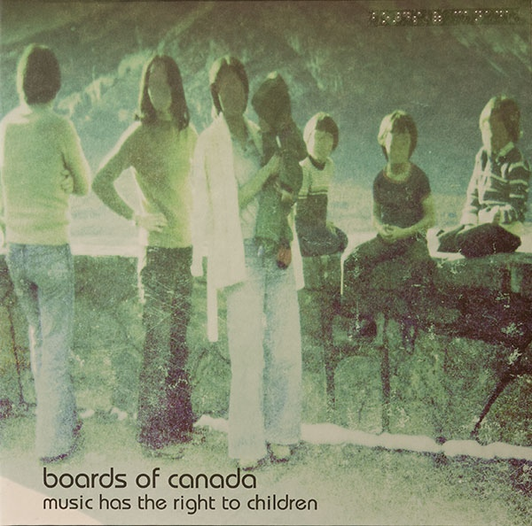 Album Art for Music Has the Right to Children by Boards of Canada