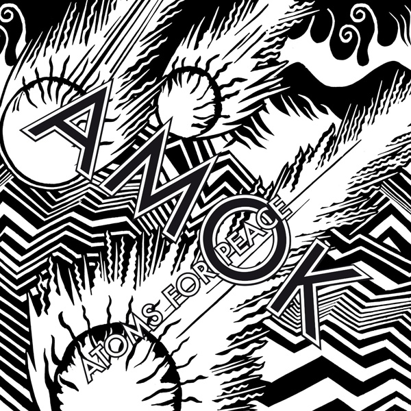 Album Art for Amok (2xLP + MP3) by Atoms For Peace