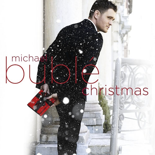 Michael Buble Christmas Album Art