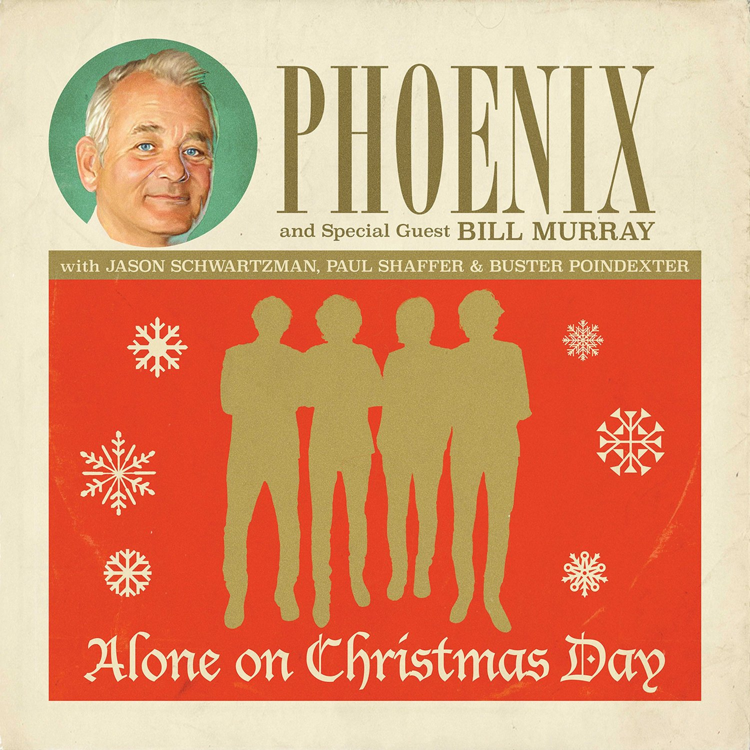 Album Art for Alone on Christmas Day by Phoenix