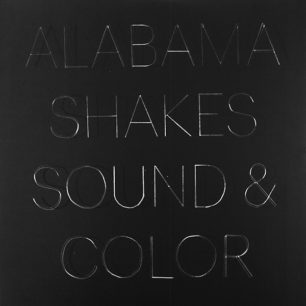 Alabama Shakes - Sound & Color Vinyl Album Art