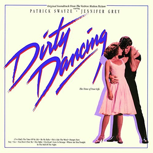 Dirty Dancing OST Album Art