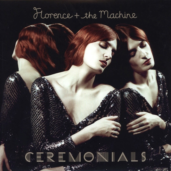 Album Art for Ceremonials by Florence + The Machine