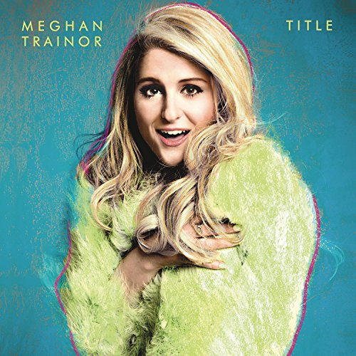 Meghan Trainor - Title Vinyl Album Art