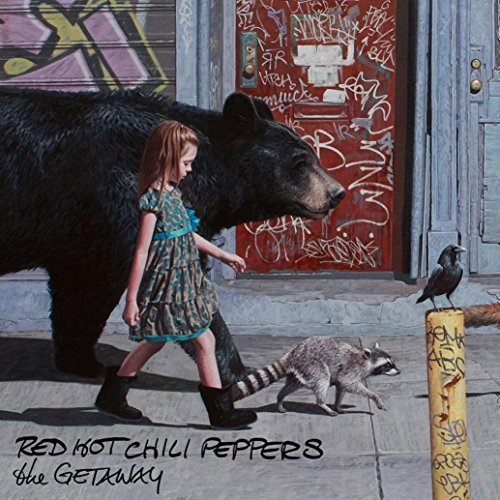 Album Art for The Getaway [Pink Vinyl] by Red Hot Chili Peppers